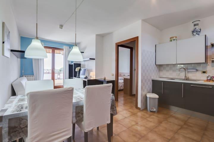 Delizioso appartamento panoramico - Marina di Ardea