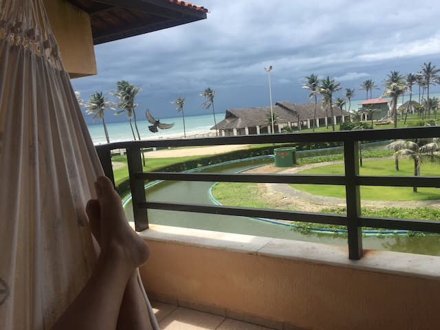 Espetacular apartamento no Aquaville Resort