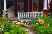 Front Garden and Porch