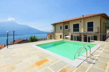 Casa Adele - new - modern - with pool - Vercana - Apartament