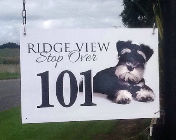 101 Ridge View offering rural peace