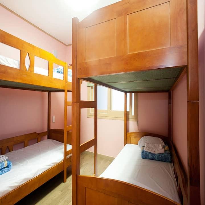 [You&I] Dormitory for 4 female