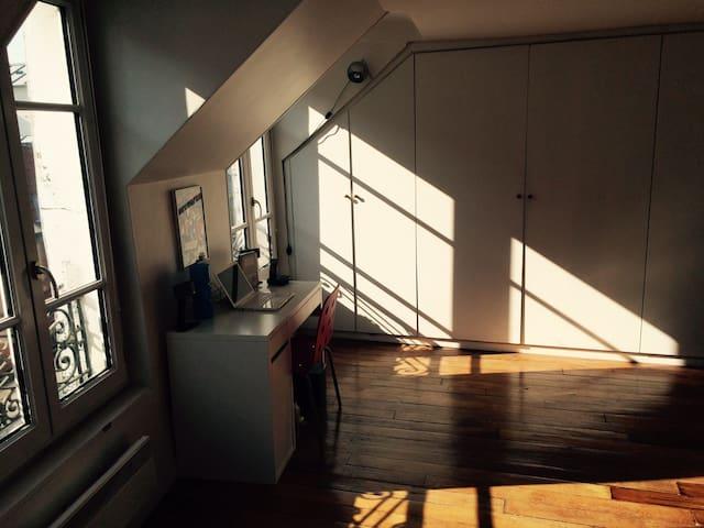 Nice 2-room, 42 m2, hyper central