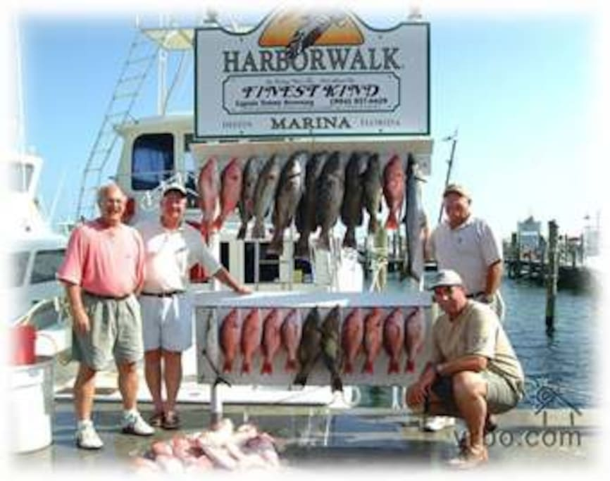 Best Deep seaFishing 5mi away, world famous