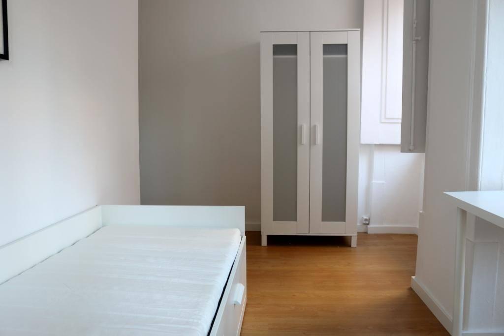 Bed + Closet