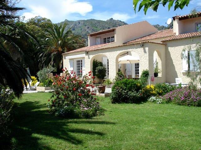 grande suite familiale avec terrasse - Biguglia - Bed & Breakfast