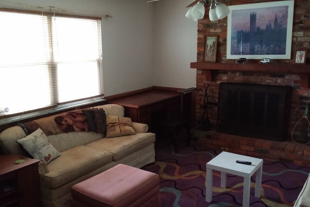 Family room access to all guests includes free WiFi and Cable