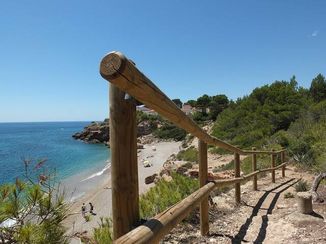 fabulous holiday location - Tres Calas