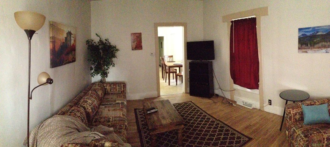 Charming Apartment - Greeley - Appartement