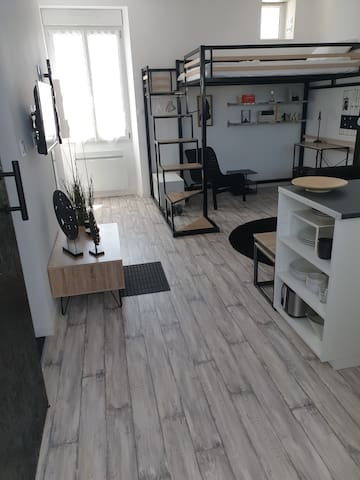 Studio cosy sur Ancenis