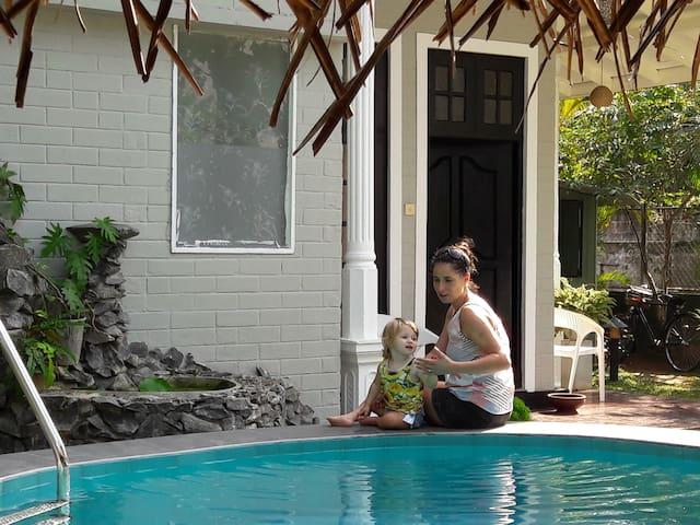 Mihilaka Holiday Homes -Wadduwa- Family Villa