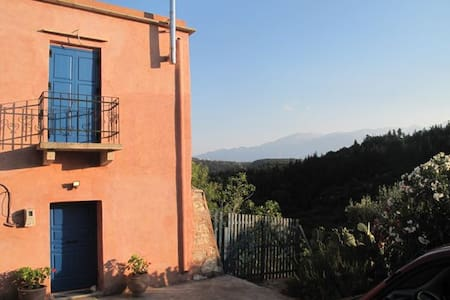 Restored house near mountains/beach -  Vamos Apokoronas
