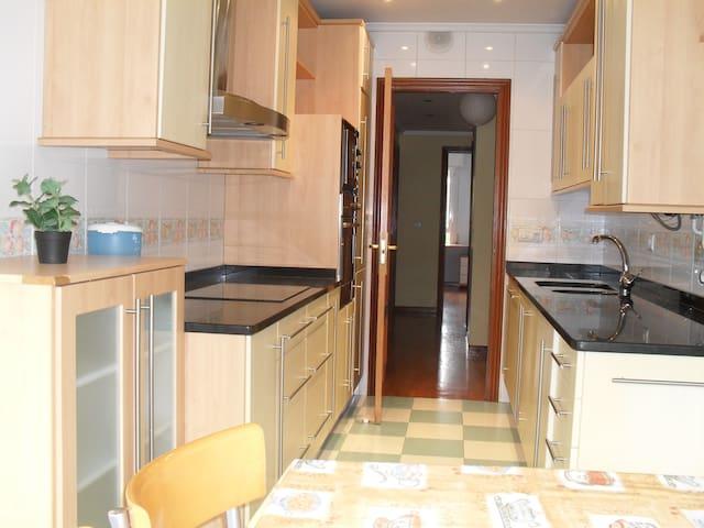 Bonito piso con garaje - Vitoria-Gasteiz - Apartment