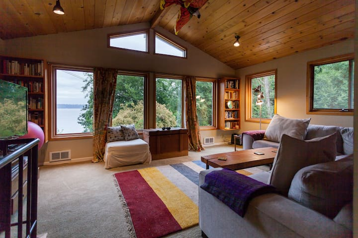 Water View Suite on Vashon Island - Vashon - 단독주택
