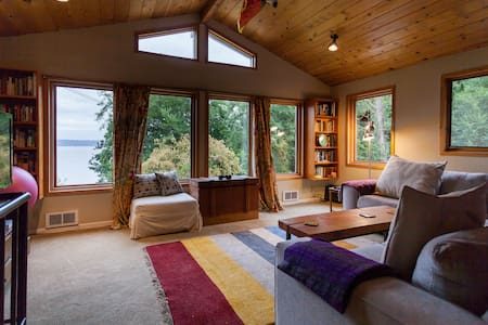 Water View Suite on Vashon Island - Vashon - 独立屋