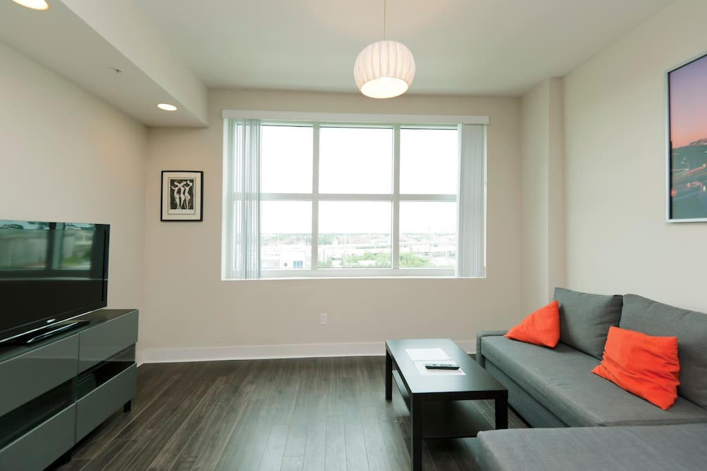 Furnished Modern Downtown Condo Flats For Rent In Tampa Florida United States