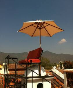 Cozy apartment next to Central Park - Antigua Guatemala - Huoneisto