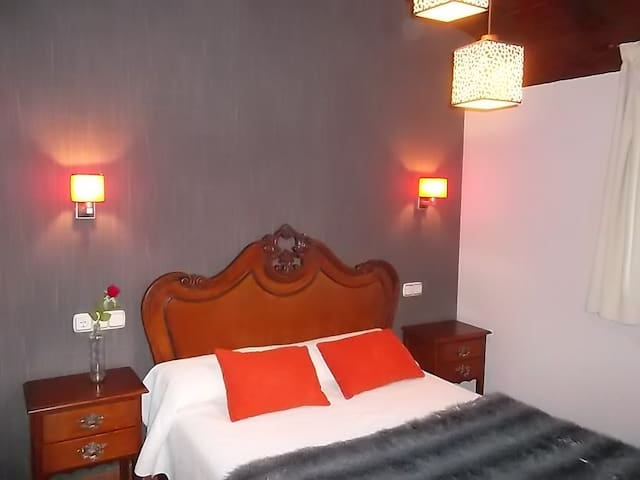 Room with bath 2 prs - Aizarnazabal - Bed & Breakfast
