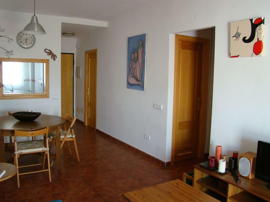 Nuestra casita en el cabo de gata apartamentos en alquiler en el pozo de los frailes - Apartamentos cabo de gata ...