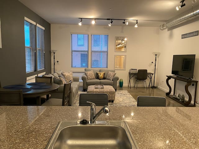 Downtown Executive Luxury Apartment 901Star 12