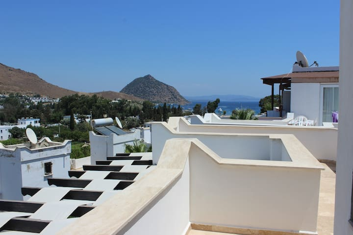 Villa nearby the sea in Akyarlar/Bodrum - Bodrum - Villa