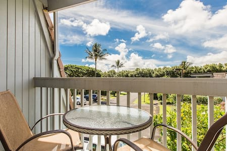 Breezy spacious condo at Puamana