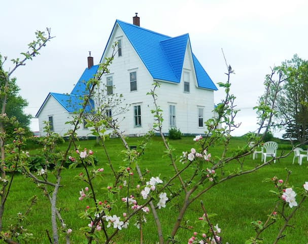 Windsbreath Celebrations and Retreats B&B-Garden R - Sackville - Casa