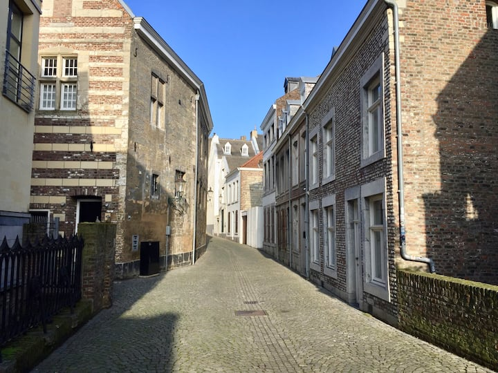 Sfeervol appartement in historisch centrum
