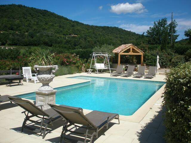Villa Henri - Ла-Гард-Френе