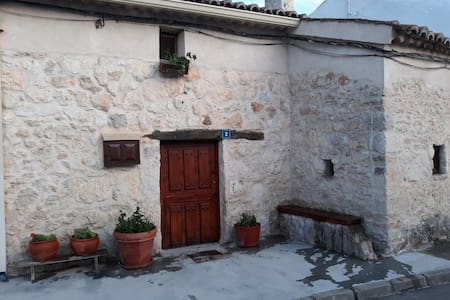 Charming cottage in small village 18 km. From Vall