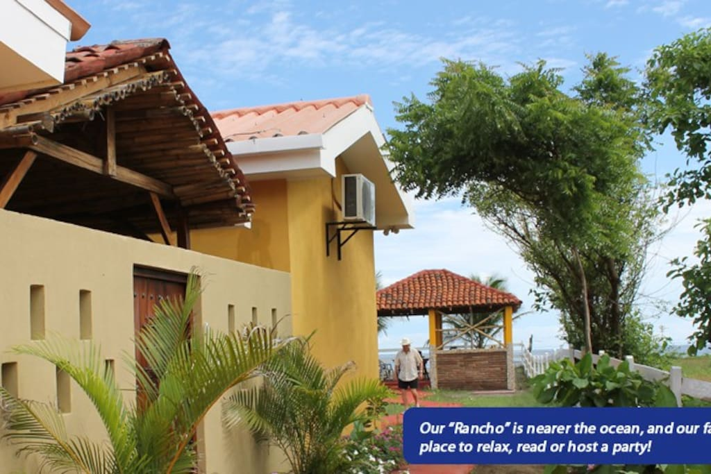 Beautiful open environment with patios, balconies and ranchos provide endless spots to enjoy.