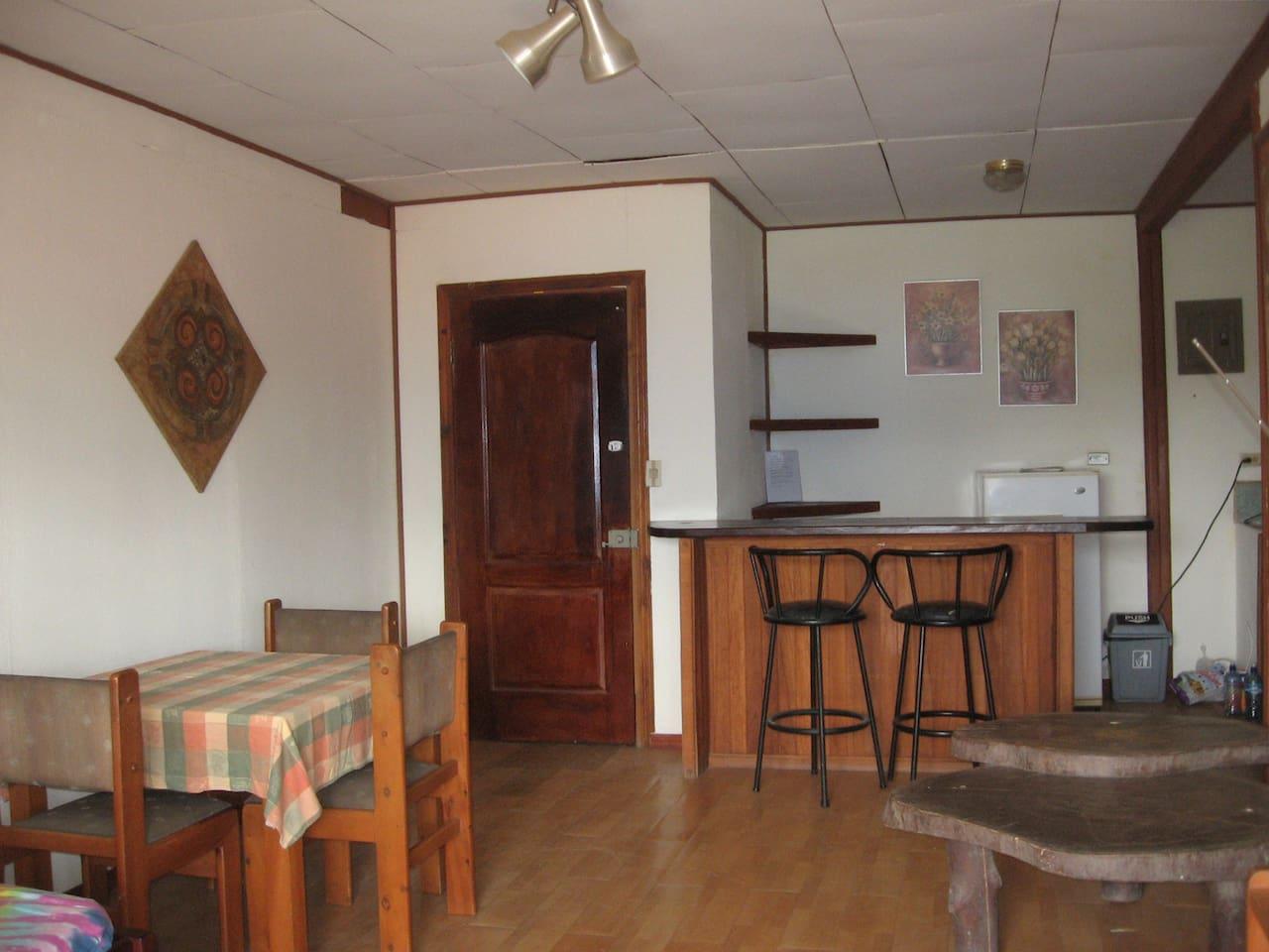 Furnished Apartment- Osa Peninsula