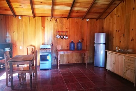 San Jose del Pacifico Cabin, Oaxaca, Mexico