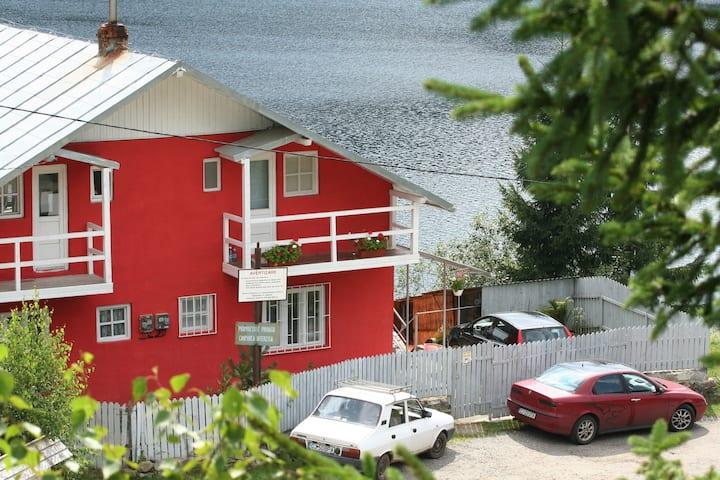 Cabana Panoramic, Beliș Fântânele - în stațiune