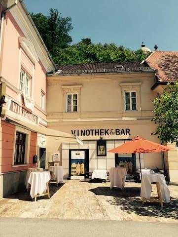 Kleines Doppelzimmer - Ehrenhausen - B&B