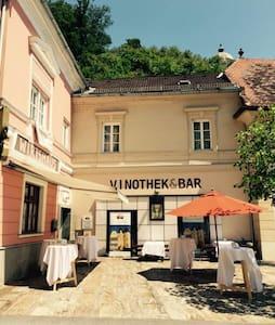 Kleines Doppelzimmer - Ehrenhausen - Bed & Breakfast
