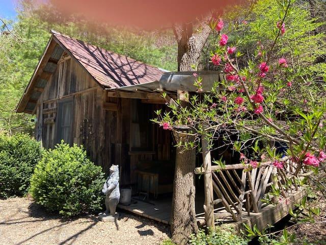 Standing Bear Hostel Rustic Cabin
