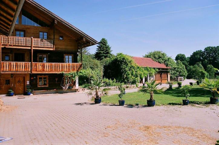 """5*Zimmer """"Empore 1"""" im Golf- und Thermenparadies - Egglham - Huis"""