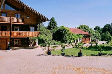 """5*Zimmer """"Empore 1"""" im Golf- und Thermenparadies - Egglham - Casa"""