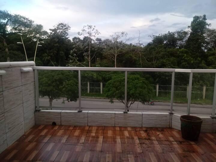 Apartamento em Frente ao Parque Ambiental de Belém