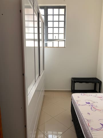 Armário do dormitório