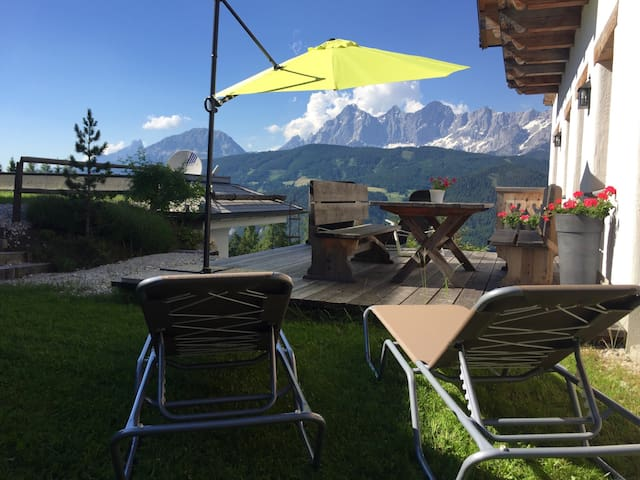 Alpine-Lodge Appartement - Schladming