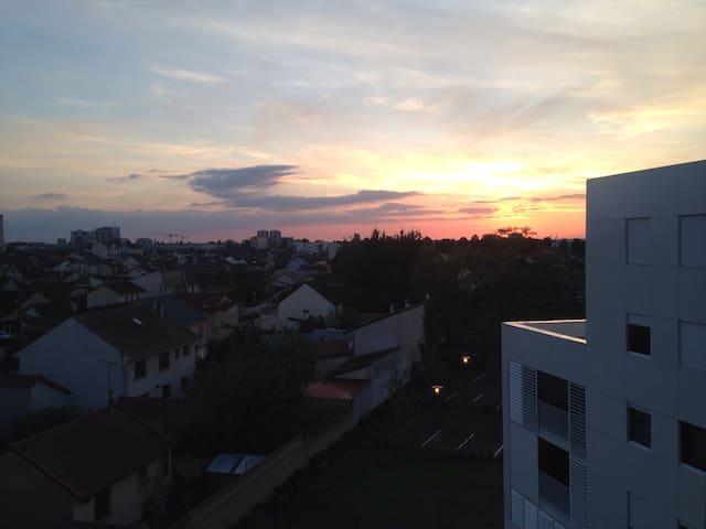 Appartement Neuf et Standing Nouvelle Résidence - Le Blanc-Mesnil - Leilighet