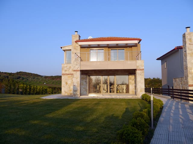 Villa αλεξάνδρα - Chaniotis - Huis