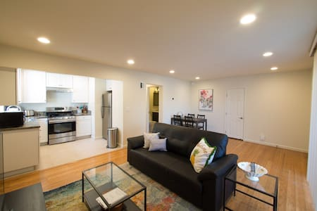 Quiet Remodeled Apartment Unit near Apple Campus