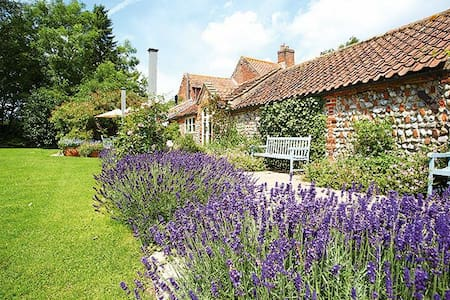 Pear Tree Cottage - Wickmere, Near Sheringham - Huis