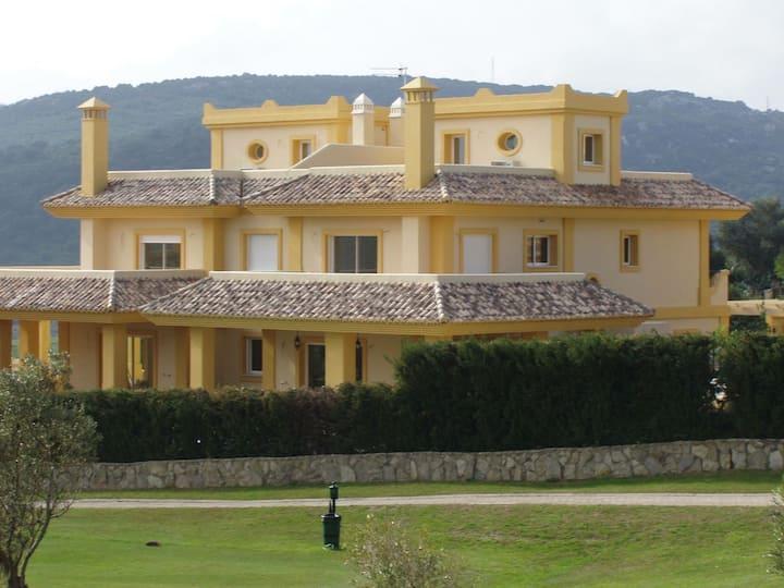 Fairways Green Villa - San Roque Golf Club