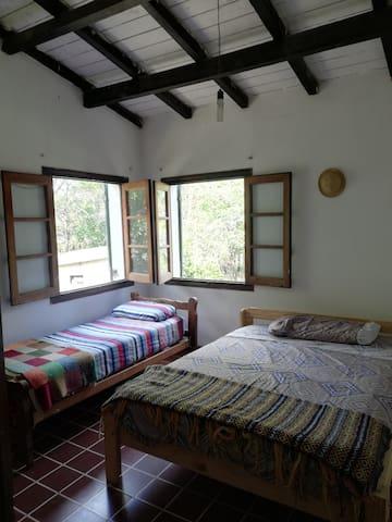 La Casa de la Abuela, habitación para 3 personas