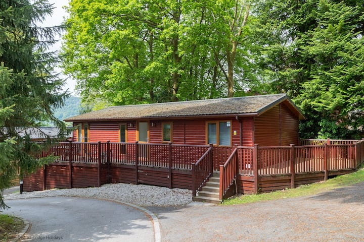 Beech Hill Lodge, Fallbarrow Holiday Park