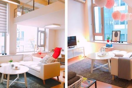 [강남역] Best location & Loft style APT - Gangnam-gu - Loft